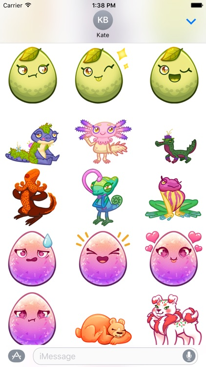 Egg! Sticker Pack screenshot-2
