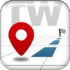 台湾地図 - iPadアプリ