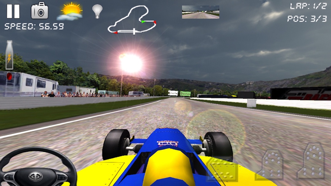 Race Rally 3D Chasing Fast AI Car's Racer Game - Online Game