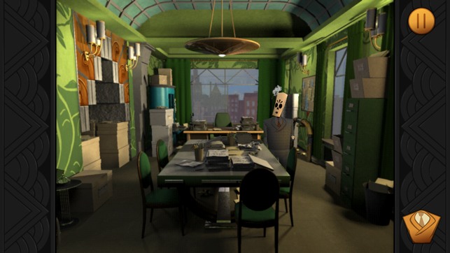 ‎Grim Fandango Remastered Screenshot