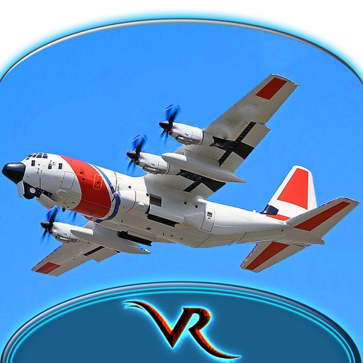 VR Flight Pilot : 3D Airplane Sim-ulator Game-s iOS App