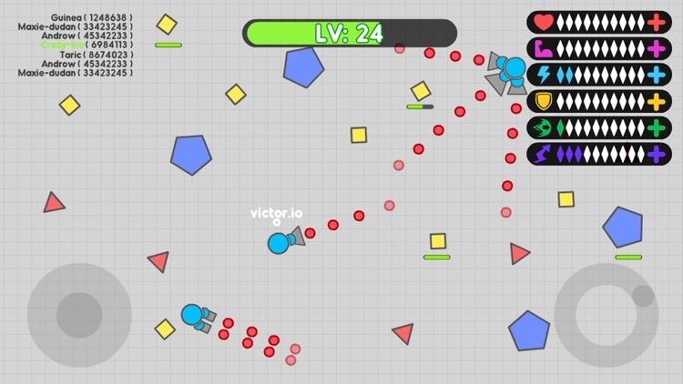 Super Tank.io - Free Tank war Online games screenshot-3