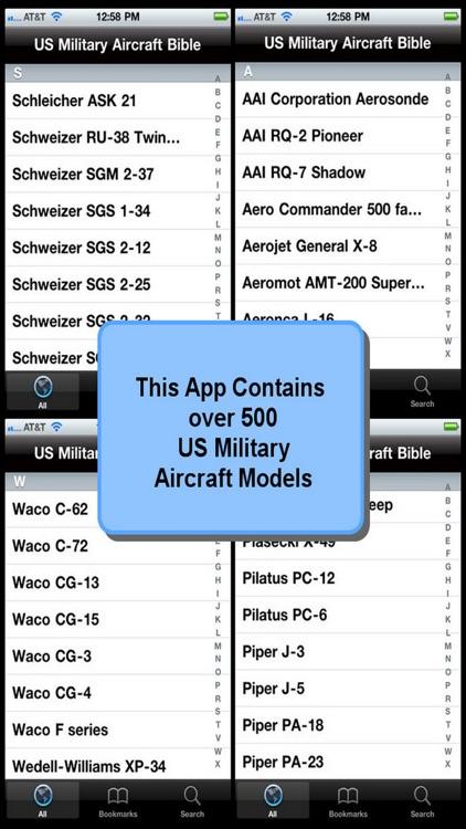 US Army Aircraft Bible screenshot-4