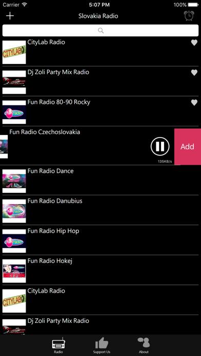 Slovak Radio screenshot four