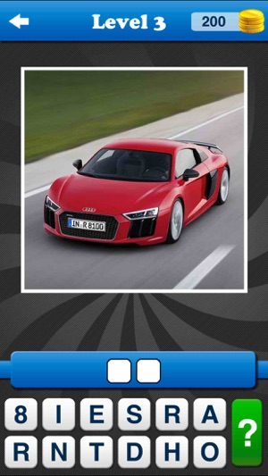 Guess The Car Sports Brands Logo Quiz Trivia Game On The App Store