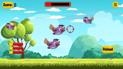 Bird Hunt ~ Classic Retro Birds Hunting Game