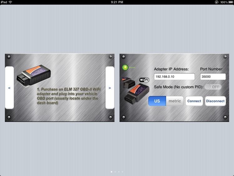 Engine Link HD -OBD II vehicle monitor & diagnosis screenshot-3