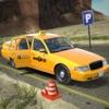 黄色的出租车司机真2016年拉斯维加斯市交通
