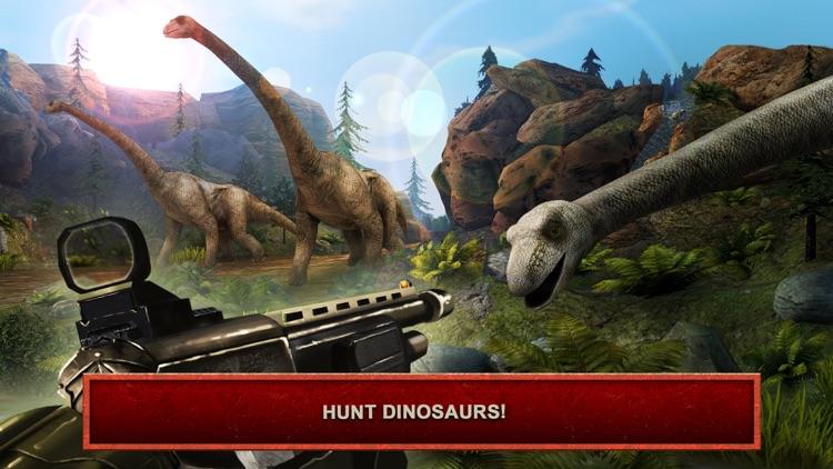 Deadly Dino Hunter: Shooting game