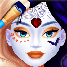 Halloween Girls MakeUp Makeover Party - Kids Games