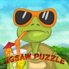動物のジグソーパズル おすすめアプリゲーム 無料 小学生 学習ゲーム