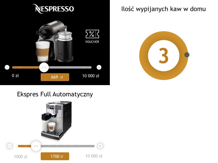 Nespresso.pl screenshot-1
