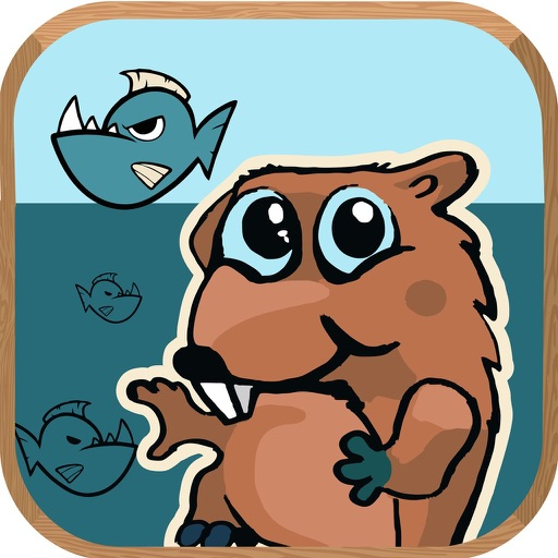 Время Бобра - время рыбы для вк