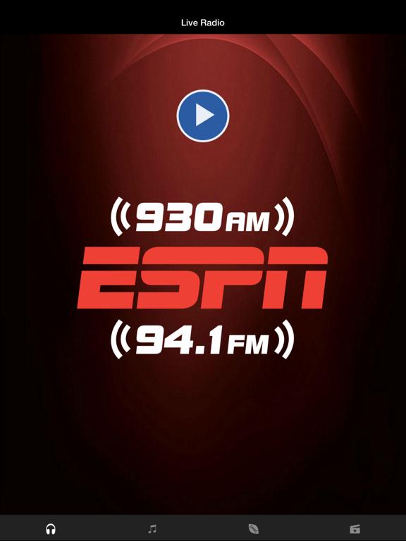 ESPN Radio Huntington-ipad-0