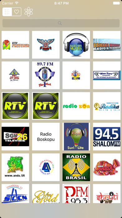 Radio Suriname (Dutch / Paramaribo)