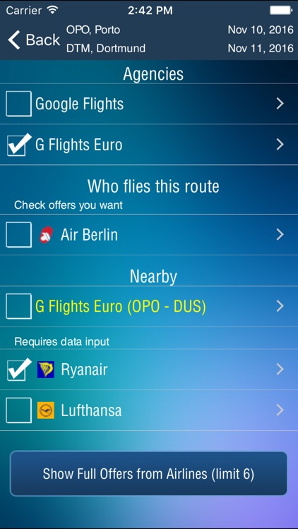 Dortmund Airport Pro (DTM) + Flight Tracker screenshot-3