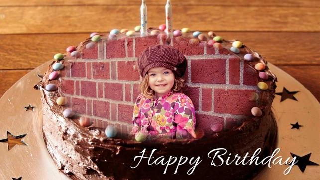 Name On Happy Birthday Cake The App Store