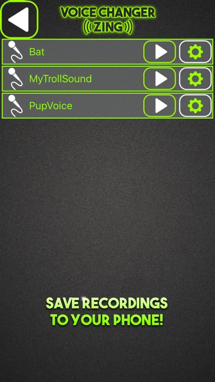 Fun Voice Changer with Prank Sound Effects screenshot-4