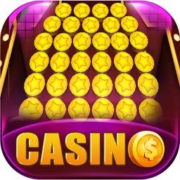 Coin Dozer Casino Slots Coins Pusher Machine Games