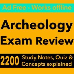 Archeology Test Bank App- Terms,Concepts & Quizzes