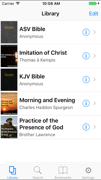 Top 10 Apps like CCEL NRSVA Bible in 2019 for iPhone & iPad