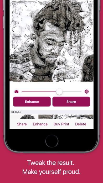 Pikazo - AI Art Screenshots