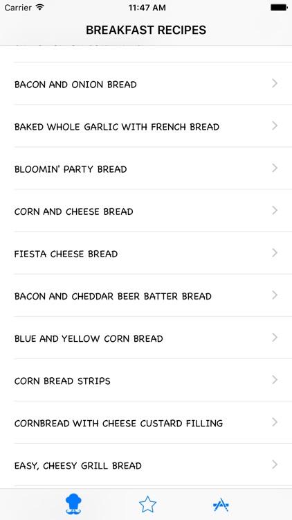 Bread Recipes HD