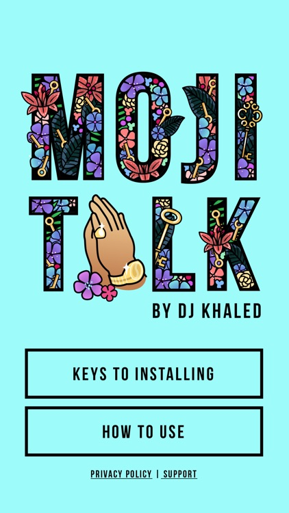 MOJI TALK by DJ Khaled screenshot-0