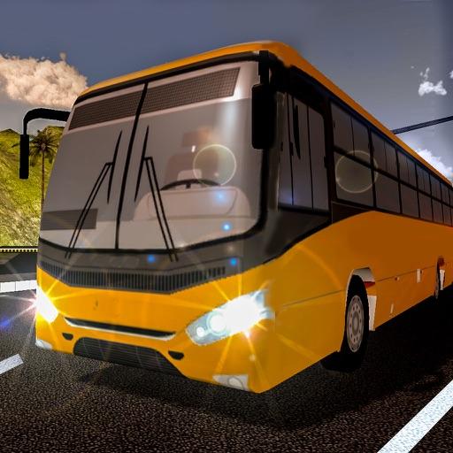 Coach Bus Simulator City Driving 2016 Driver PRO