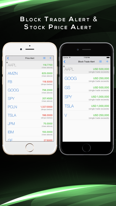 TopFlow: Stocks Buy Sell Money Flow Chart Screener Screenshot