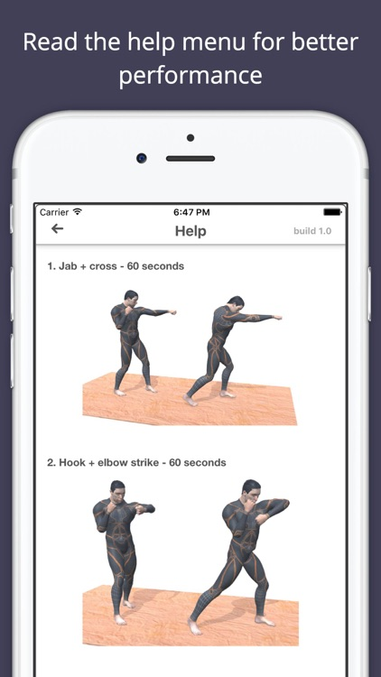 Shadow Fighting Workout Challenge PRO - Get strong screenshot-4