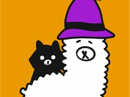 Get in the Halloween spirit with this free Halloween accessory pack for Alpaca-sama