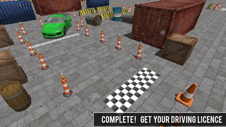 Car Parking Driving School 3D screenshot-3