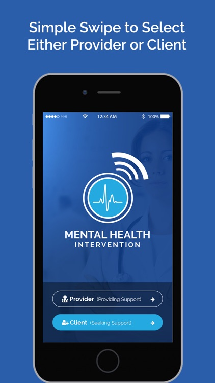 Mental Health Intervention screenshot-0