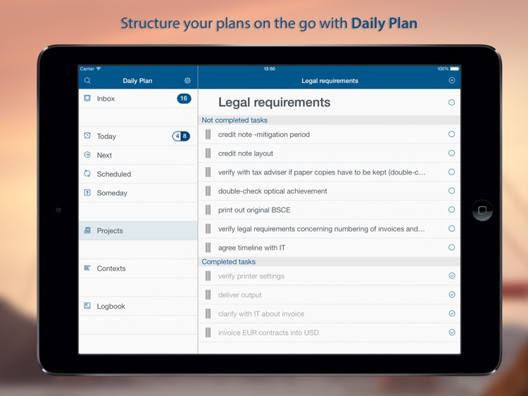 To Do Lists for iPad
