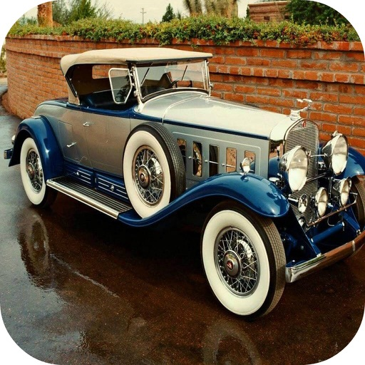 Retro Cars Wallpaper Classic Vintage Old Cars By Janice Ong