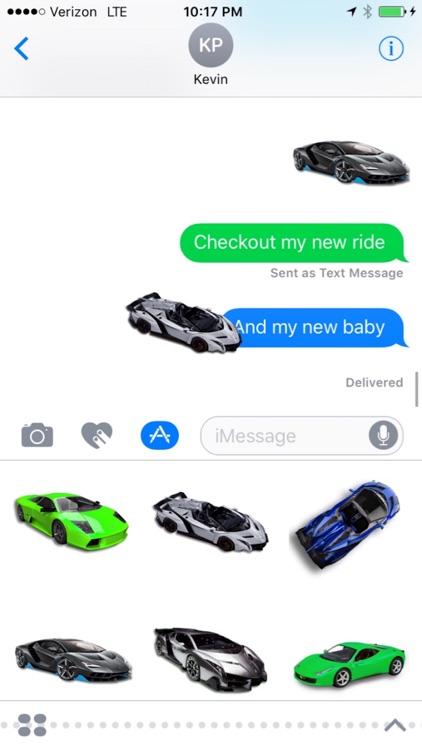 AutoEmoji - For Lamborghini screenshot-4
