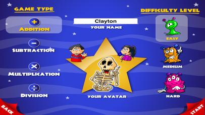 Basic Math with Mathaliens for Kids screenshot 4