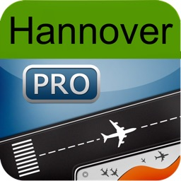 Hannover Airport Pro (HAJ)+ Flight Tracker