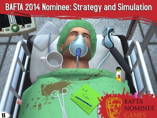 Screenshot #2 for Surgeon Simulator