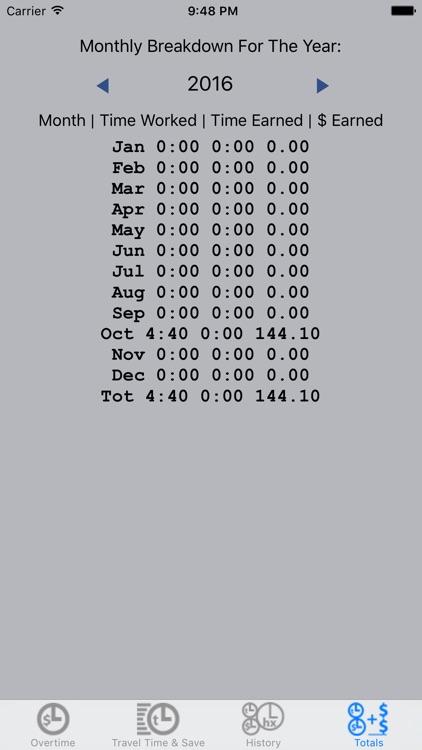 JobTime Pro screenshot-4
