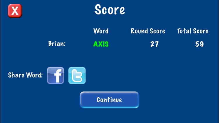 QuickWord - Word Game