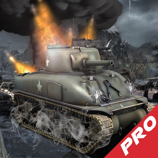 Crazy War Of Tanks In Competition Pro - Fun Defender Duty Game
