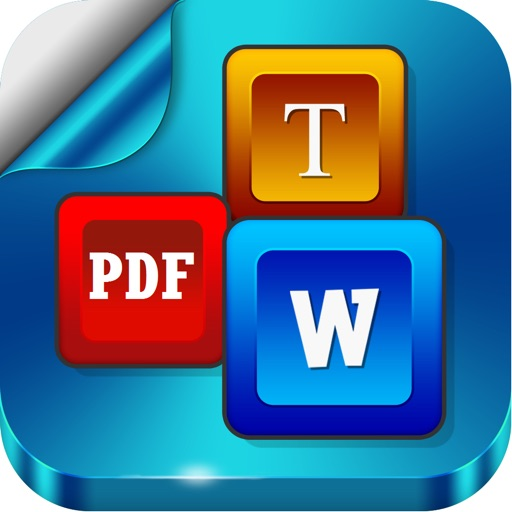 Document Writer for Microsoft Office - Word & PDF iOS App