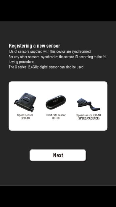 ストラーダ デジタルワイヤレスHR/クイックスタートのおすすめ画像3