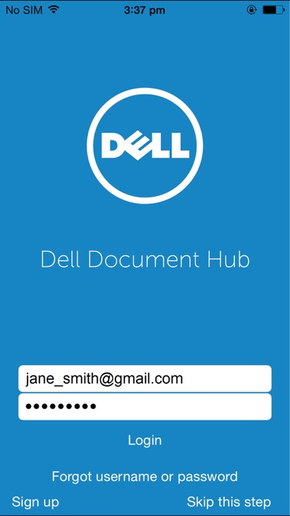 Dell Document Hub screenshot-0