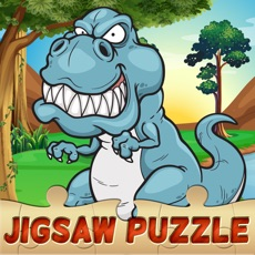 Activities of Dinosaur Jigsaw Puzzle for Kid Learning Games