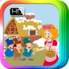 download Little Men in the Wood - Fairy Tale iBigToy
