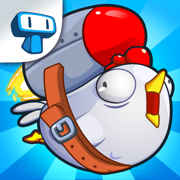 Chicken Toss - 飞鸡冒险