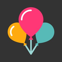 Birthday Party Stickers for iMessage Chat Emojis